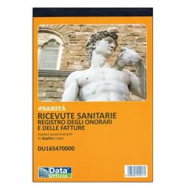RICEVUTE SANITARIE A5 RIC