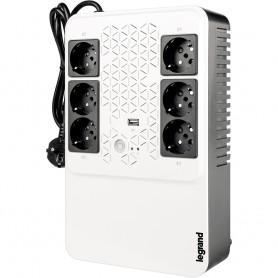 UPS LEGRAND KEOR MP 600VA/360W USB