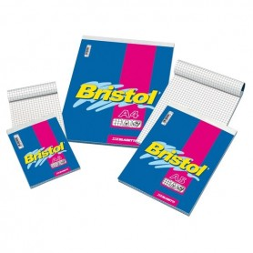 BRISTOL NOTES A4 5M 60FF CF.10