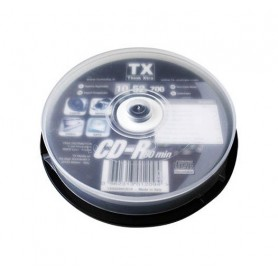 TX CD-R 80 CAKE 25