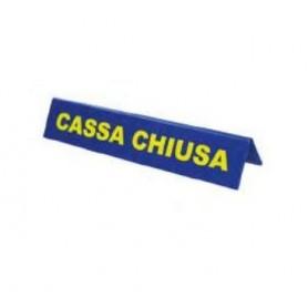 BARRA   CASSA CHIUSA