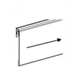 TASCA ORIZZONTALE BASCULANTE PVC 0.3MM