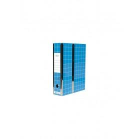 RACCOGLITORE C/CERNIERA BOX1 BLU