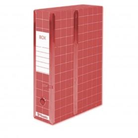 RACCOGLITORE C/CERNIERA BOX1 ROSSO