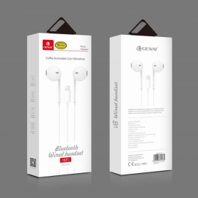 GENAI AURICOLARE BLUETOOTH IPHONE
