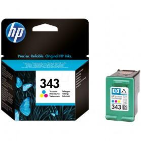 HP DJ 5740-65X0 INK COL.        343